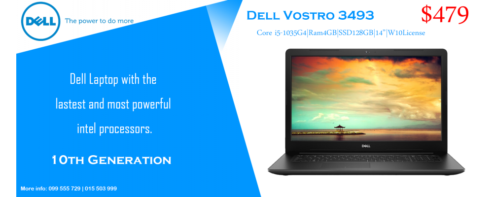 Dell Year 2020