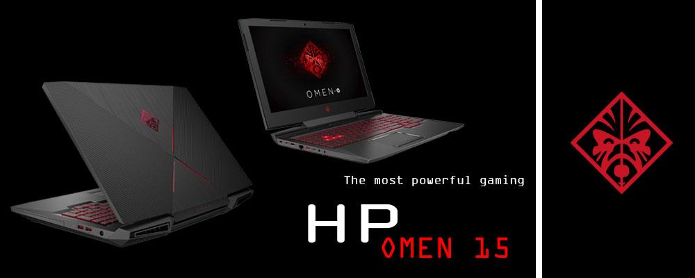 HP OMEN 2017